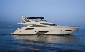 Motor Yacht SASCHA Available for Charter