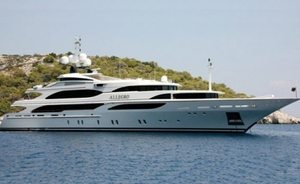 Charter Yacht JAGUAR Ready to Explore the Caribbean this Winter