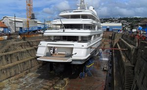 Caribbean Dry Dock Facility Opens Up to Superyachts