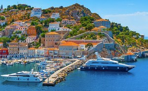 Where To Enjoy A Superyacht Charter In Greece This Fall
