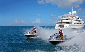 Superyacht 'Lady Luck' Joins Mediterranean Charter Fleet