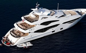 Brand New Superyacht JACOZAMI Joins Global Charter Fleet