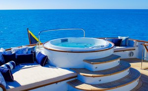 Classic Feadship Motor Yacht BERILDA Opens for Year-Round Charters in the Bahamas