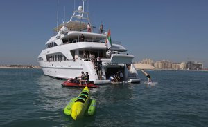 Superyacht DXB Reduces Charter Rate By 20%