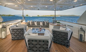 Mediterranean yacht charter special with superyacht 'Seventh Sense'