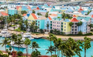 Postponed Bahamas Charter Yacht Show 2021 - now being hosted by Rybovic Marina