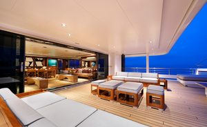 First look inside brand new 73m charter yacht 'Planet Nine'