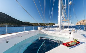 Alloy sailing yacht Q opens for charter in the Grenadines
