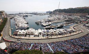 Superyacht TATIANA Available for Monaco Grand Prix