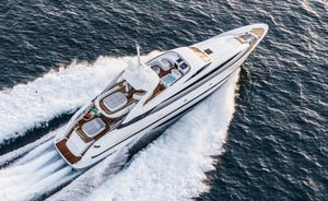 Brand New ISA Superyacht CLORINDA Attends Cannes Yachting Festival 2017