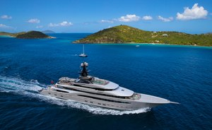 10 of the top charter yachts attending the Monaco Yacht Show 2018