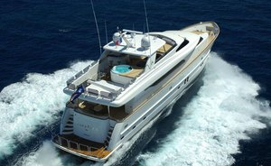 Superyacht 'Annabel II' offers last-minute charter deal in Croatia