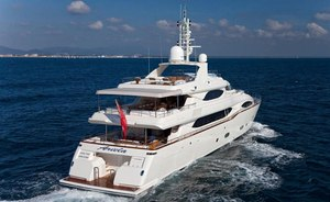 Motor Yacht ARIELA New to Charter Fleet