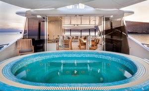 Luxury yacht ODYSSEA joins the charter fleet