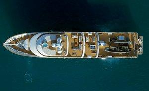 Luxury yacht ASPIRE joins the charter fleet