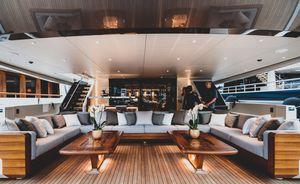Select July Dates for Italian Charter On Board Superyacht VERTIGE