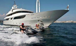 Mediterranean charter deal: Save 30% on board luxury yacht RARITY