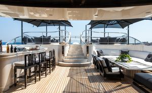 Save 20% Aboard Benetti Motor Yacht 'Silver Angel' in the Mediterranean