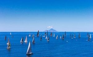 Sailing Yachts Gather for Les Voiles de Saint Barth 2017