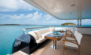 Superyacht ODESSA Open For Charter In The Caribbean This Winter