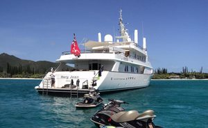 'MARY JEAN' Charter Yacht Now PWC Training Centre Approved