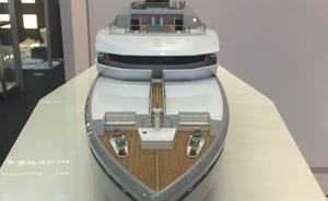 Exclusive Preview of Brand New Superyacht CLOUDBREAK