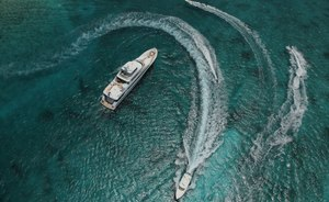 Charter Yacht TRISARA Sold and Renamed DESPERADO