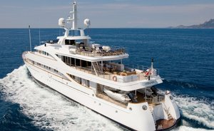 Superyacht INSIGNIA Confirmed for Mediterranean Yacht Show 2014