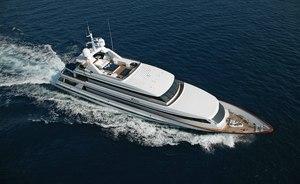 Last-minute yacht charter availability for 48m motor yacht VA BENE