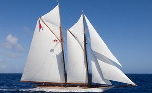 Sailing Yacht ELENA Open at The Superyacht Cup Palma