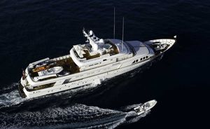 Charter Yacht CHARISMA Available in the Caribbean this Winter