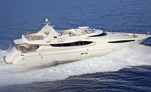Superyacht Sanjana For Charter