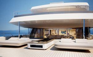 Charter Yacht 'GRACE E' Wins 'Best Interior' Award at Monaco Yacht Show