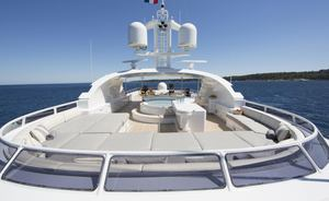 Superyacht KANALOA Reduces Rate For Greece Charters