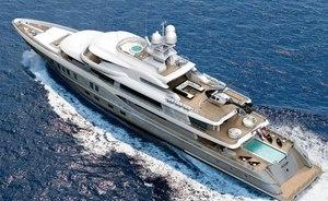 Brand New Amels Superyacht 'Plvs Vltra' To Attend Monaco Yacht Show 2016?