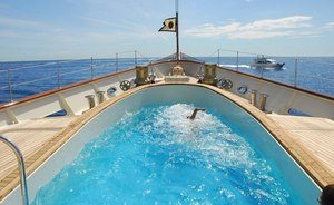 Superyacht NERO To Attend The Antigua Charter Yacht Show 2016