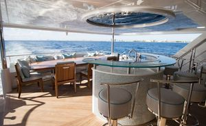Superyacht SERENITY Offers Special Rate For Charters In The Bahamas