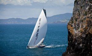 Sailing yacht SILVERTIP now available for charter in South East Asia