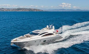 Freshly refitted 26m motor yacht BASAD joins Ibiza charter fleet