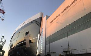 Abeking & Rasmussen launch brand new 75m superyacht ELANDESS