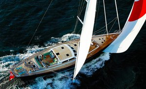 Sailing Yacht WHISPER Offers Reduced Rate Special In The Caribbean