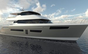New luxury motor catamaran 'Rua Moana' available for New Zealand yacht charters