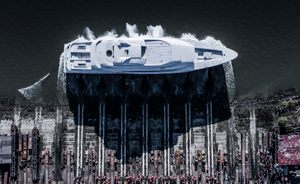 Launched: Largest fully-custom Amels  yacht hits the water