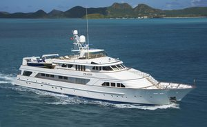 Classic Feadship Motor Yacht PRAXIS Joins Charter Market