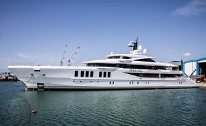 First Look: model rendering of Benetti's new superyacht SPECTRE