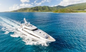 Superyacht USHER Open For Charter In The Bahamas This Winter