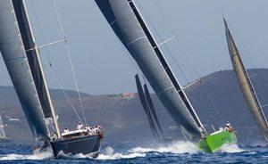 Charter Yachts Win Big At The Loro Piana Caribbean Superyacht Regatta