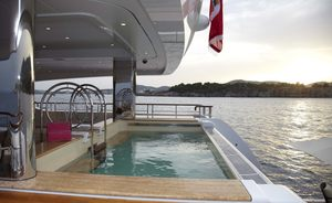 Charter Yacht 'Lady Christine' in Tahiti this Winter