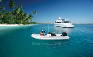 Adventure in Australia On Board Charter Yacht 'Emerald Lady'