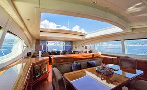 Superyacht 'Hercules I' Offers Reduced Charter Rate in Sardinia